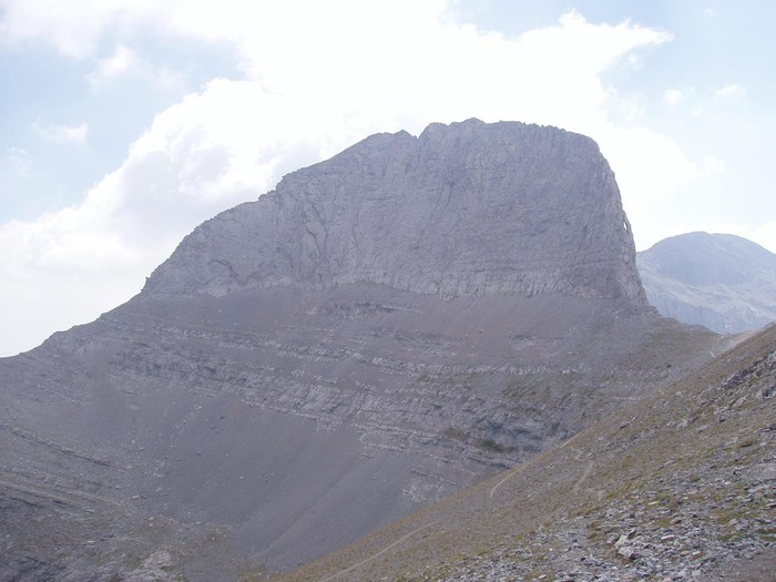 Photo de   GREECE, Olympos mountain ( Mitikas Peak 2918  )