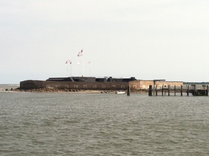 Photo de   Patriots Point - Fort Sumter